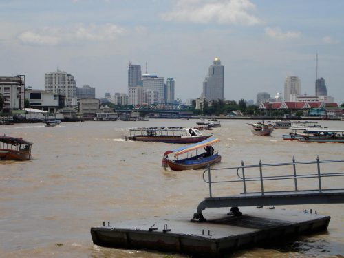 水上ボート(バンコクの交通)